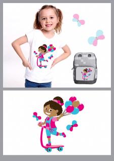 Иллюстрации к детской линии одежды