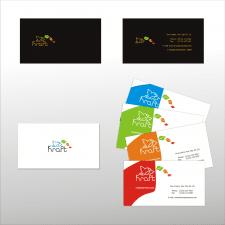 логотип и визитка