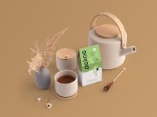 Logo for Pekoe Tea