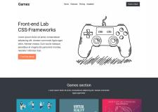 Лабораторная работа на Bootstrap 4