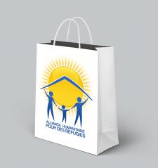 Дизайн пакета для благотворительного фонда