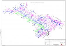 Схема системы вентиляции и кондиционирования