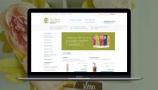Дизайн интернет-магазина натуральной косметики
