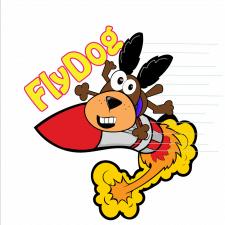 Логотип Fly Dog