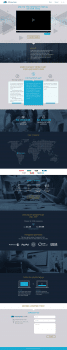 Дизайн сайта для Moneytube.media