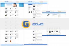 Дизайн интернет-магазина GOOLIVER.COM (2013)