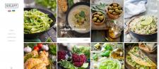 Сайт на кулинарную тематику создан на Django