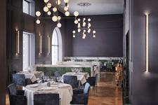 Restaurant in Warsaw