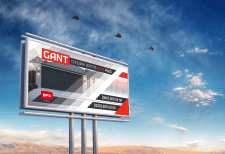 борд 3x6 для GANT