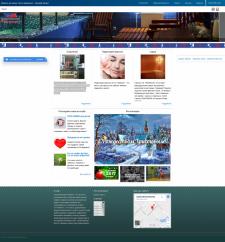 Сайт спортивного клуба Чемпион