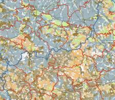 Парсинг карты геокадастра Украины
