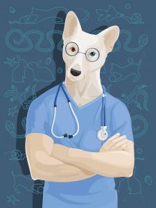 Пес Ветеринар