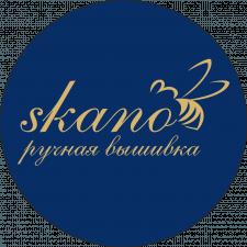 Логотип студии авторской вышивки