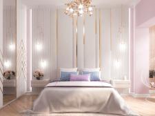 Спальня для маленькой принцессы