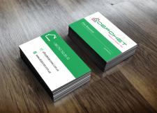 Дизайн визитки для интернет-провайдера