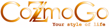 Логотип проекта Козмогоу - Ваш стиль жизни.