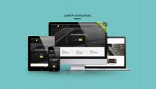 Мобільний сайт. UI дизайн, кодинг, прототипування