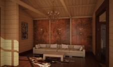 Проект бани в частном доме