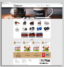 Сialdissima - Internet-shop on OpenCart