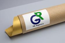Логотип PR-студии