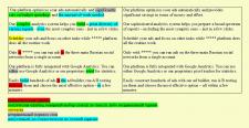 Редактирование и корректура перевода на английский