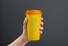 Дизайн стаканчика для сидра на вынос