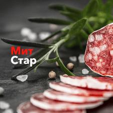 Разработка этикеток для продуктов из мяса МитСтарт
