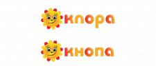 логотип и персонаж для бренда детских игрушекКНОПА