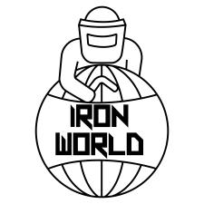 """Логотип для компании """" Iron World"""""""