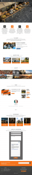 Landing Page гида-экскурсовода Чехия, Прага