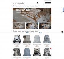 Парсинг товаров с польского сайта ковров