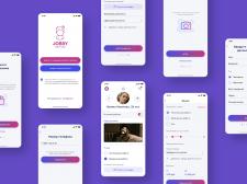 JOBSY app