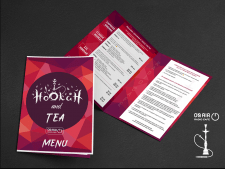 hookah menu