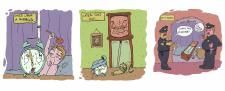 Комикс о добром утре