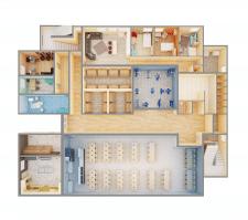 план общежития 2