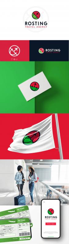 Rosting - logo