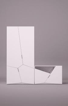 Визуализация шкафа и тумбочки