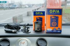 Обзор регистратора Vico-Opia для Infocar.ua