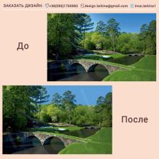 Отрисовка фото в иллюстрацию