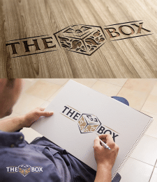 логотип для TheBox