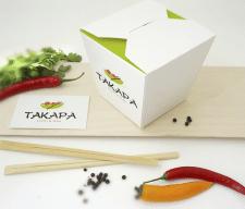 Логотип для японского ресторана