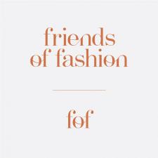 Логотип для магазина одежды Friends of Fashion