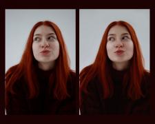Ретуш портретної фотографії