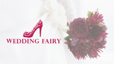 Логотип Wedding Fairy
