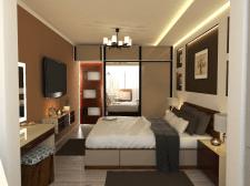 Розробка спальні