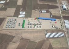 3D модель завода