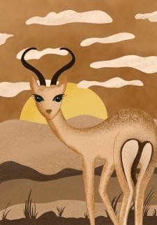 Иллюстрация животных