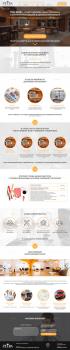 "Дизайн Landing Page для ""Petra interior"""