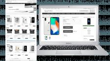 Разработка интернет магазина Applebiz