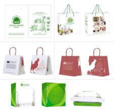 Полиграфия( пакеты, упаковки)